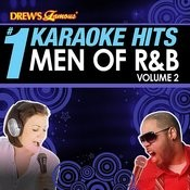 Drew's Famous # 1 Karaoke Hits: Men Of R&B Vol. 2 Songs