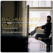 Rachmaninoff: Piano Sonata / Mussorgsky: Pictures At An Exhibition Songs