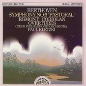 Beethoven: Symphony No. 6, Egmont & Coriolan Overtures Songs