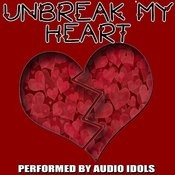 Unbreak My Heart... Songs