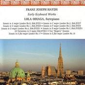 Haydn: Early Keyboard Works Songs