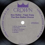 Don Ralke - Tape Copy Songs