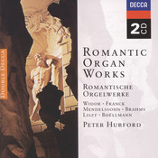 Romantic Organ Works (2 CDs) Songs
