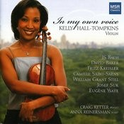 In My Own Voice: Music For Violin Songs