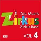 Die Musik Zirkus Vol. 4 Songs
