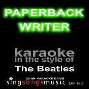Paperback Writer (Originally Performed By The Beatles) [Karaoke Audio Version] Song