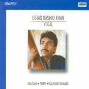 Reflection From Rampur (vocal) Rashid Khan Vol 2 Songs