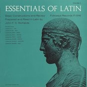Essentials Of Latin (Record No. 5): Basic Constructions And Review Songs