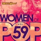 Ultimate Women Of Pop, Vol. 59 Songs