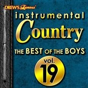 Instrumental Country: The Best Of The Boys, Vol. 19 Songs