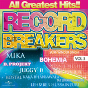 Record Breakers (Vol.3) Songs