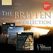 The Britten Collection Songs