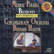 Beethoven:  Concertos For Piano And Orchestra No. 1 & 2 Songs