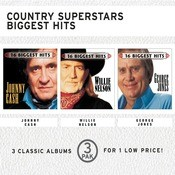 Country Superstars Biggest Hits (3 Pak) Songs