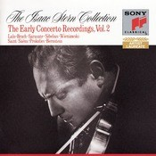 The Isaac Stern Collection: The Early Concerto Recordings, Vol. 2 Songs