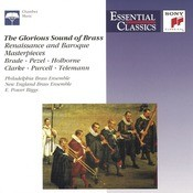 Renaissance And Baroque Brass Masterpieces Songs
