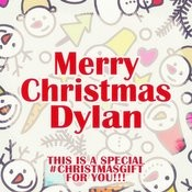 Merry Christmas Dylan - A Special #christmasgift For You Songs