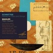 Schnittke: Quintet For Piano And Strings - Mahler: Piano Quartet Songs