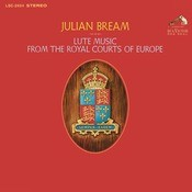 Lute Music From The Royal Courts Of Europe Songs
