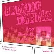 Backing Tracks / Pop Artists Index, A, (Al B Sure / Al Green / Al Jarreau / Al Jolson), Volume 16 Songs