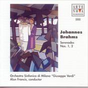 Brahms: Serenades No.1 and No.2 Songs