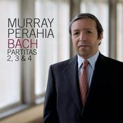Bach: Keyboard Partitas Nos. 2-4 Songs
