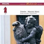 Mozart: The Masonic Music / Litanies (Complete Mozart Edition) Songs