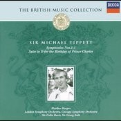 Tippett: Symphonies Nos.1-3; Suite For The Birthday Of Prince Charles (2 Cds) Songs
