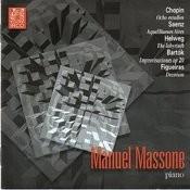 Chopin: Ocho Estudios - Saenz: Aquel Buenos Aires - Helweg: The Labyrinth - Bartók: Improvisaciones Op.20 - Figueiras: Decorum Songs