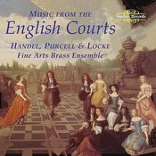 Handel, Purcell & Locke: Music From The English Courts Songs