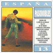 Los Mejores 13 - España - Pasodobles Songs