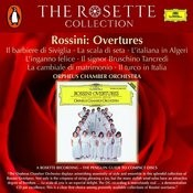 Rossini Overtures Songs