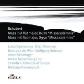 Schubert : Masses No.5 in A flat major D678 & No.6 in E flat major D950 Songs