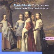 Marin Marais - Pièces de viole Songs