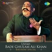 Yaad Piya Ki Aaye - Thumri MP3 Song Download- Ustad Bade