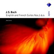 Bach, JS : English & French Suites Nos 5 & 6 (-  Apex) Songs