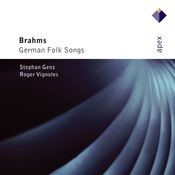 Brahms : Deutsche Volkslieder (-  Apex) Songs
