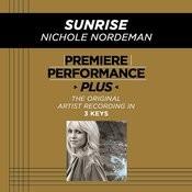 Sunrise (Premiere Performance Plus Track) Songs
