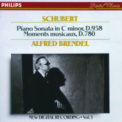 Schubert: Piano Sonata In C minor, D958; 6 Moments Musicaux, D.780 Songs