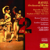 Ravel Orchestral Works Songs