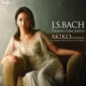 Bach: Violin Concertos 1 & 2 Songs