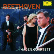 Mozart Fugues Adagio And Fugue K 546 Beethoven String Quartet Opp 130 133 Songs