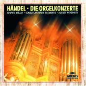 Handel Organ Concertos Songs