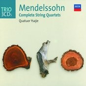 Mendelssohn The String Quartets Songs