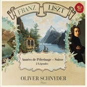 Liszt: Piano Works Songs