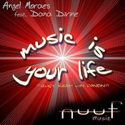 Music Is Your Life (6 Track Single) Songs