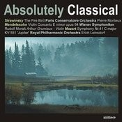 Stravinsky: The Fire Bird/Mendelssohn: Violin Concerto in E Minor/Mozart: Symphony No.41 Songs