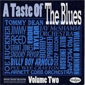 A Taste Of The Blues, Vol.2 Songs