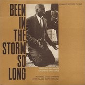 Been In The Storm So Long: Spirituals & Shouts, Children's Game Songs Songs