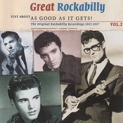 Great Rockabilly - Just About As Good As It Gets! Vol.2 Songs